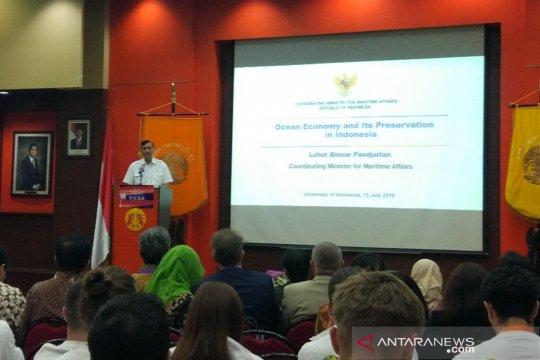 Luhut pamerkan Jawa pulau terbaik kepada puluhan pelajar internasional