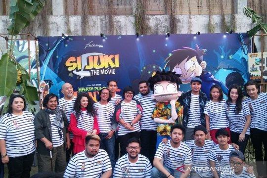 """Si Juki the Movie: Harta Pulau Monyet"" libatkan Mandra, Bryan Domani"