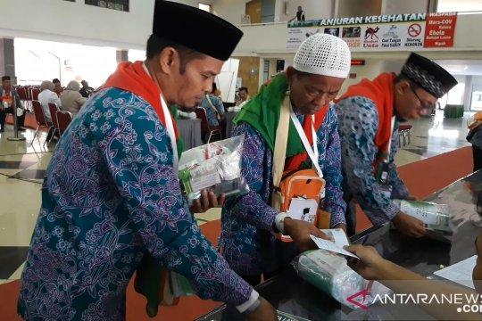 Embarkasi Pondok Gede sediakan layanan penukaran rupiah ke riyal
