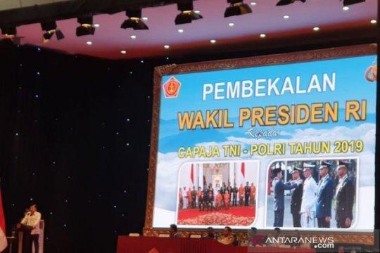Wapres JK apresiasi kebesaran hati Jokowi dan Prabowo untuk bertemu