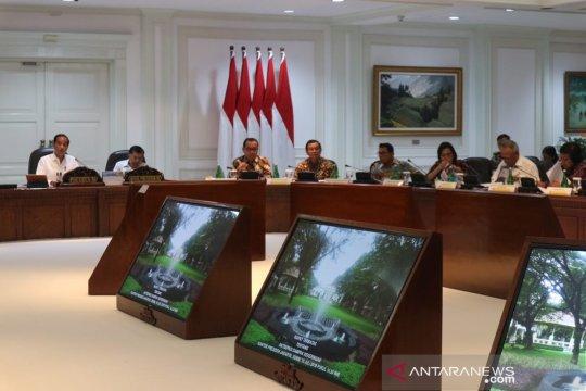 Presiden Jokowi perintahkan para menteri antisipasi dampak kekeringan