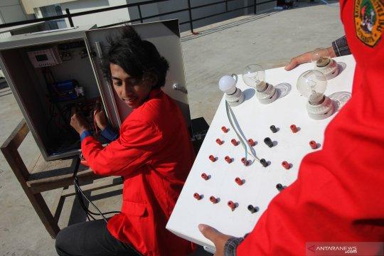 Inovasi pembangkit listrik karya mahasiswa