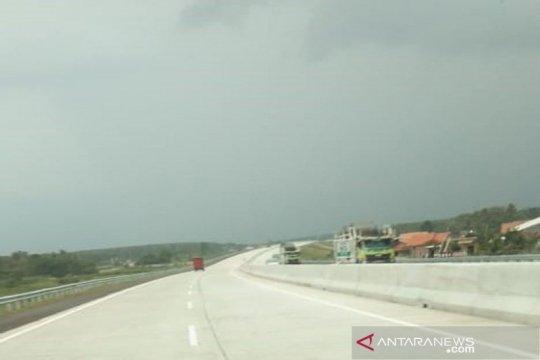 Tol Terbanggi -Kayu Agung dioperasikan pada Agustus 2019