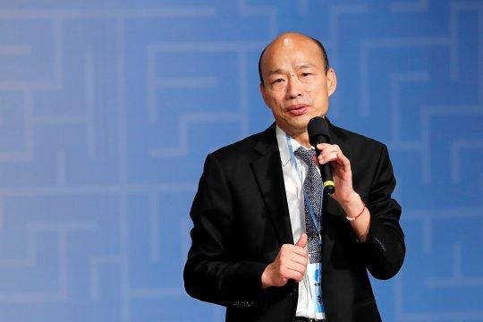 Wali kota menangi pemilihan kandidat Pemimpin Taiwan