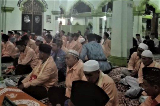 143 calon haji Kota Magelang diberangkatkan ke Embarkasi Solo