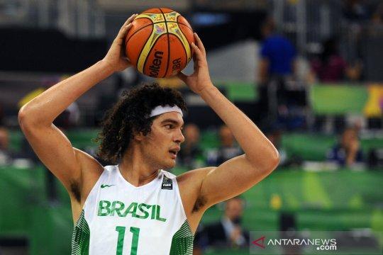 Brasil pastikan tiga elemen perkuat timnas untuk Piala Dunia FIBA