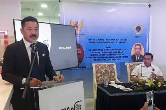 Dubes RI: Jangan ada potongan gaji pada PMI di Malaysia