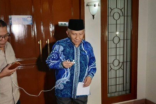 Amien: Pertemuan Jokowi-Prabowo tidak bicarakan pembagian kekuasaan