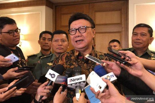 Wagub Jakarta masih kosong, Mendagri : tidak ada kewenangan memaksa