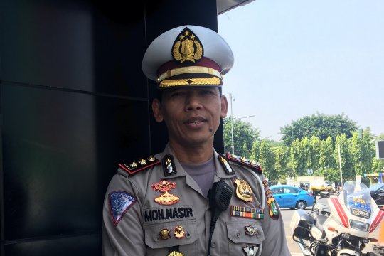 Polda Metro Jaya jelaskan dampak positif sistem ganjil genap