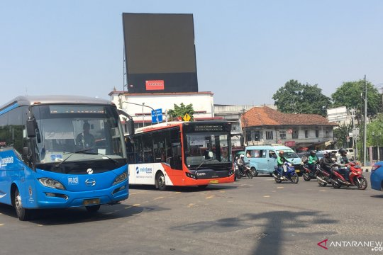 Polda Metro Jaya sambut baik usulan durasi ganjil-genap 15 jam
