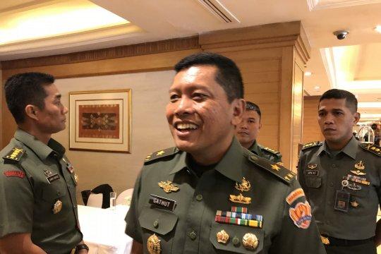 TNI AD akan dirikan 31 Kodim di wilayah Papua dan Ambon