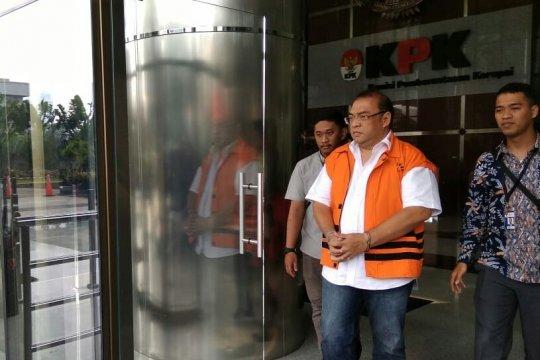 KPK fasilitasi pemeriksaan Kejati DKI terhadap tersangka suap perkara