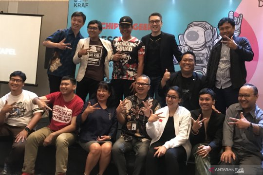 Bekraf bawa 10 IP ke Licensing Expo China