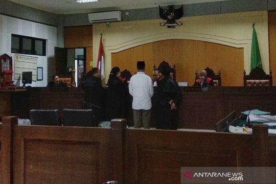Hakim periksa aliran uang terdakwa pungli dana masjid pascagempa