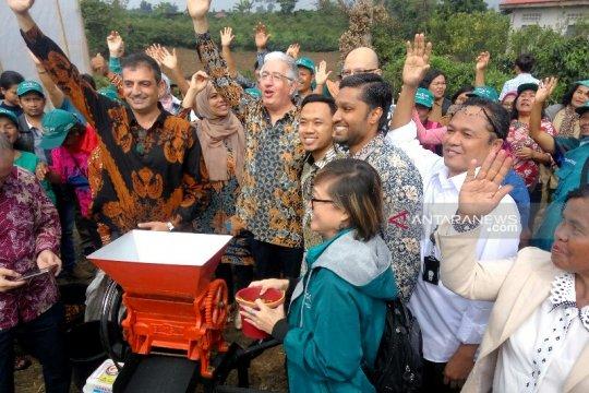 International Islamic Trade Finance latih 349 petani kopi Sumut