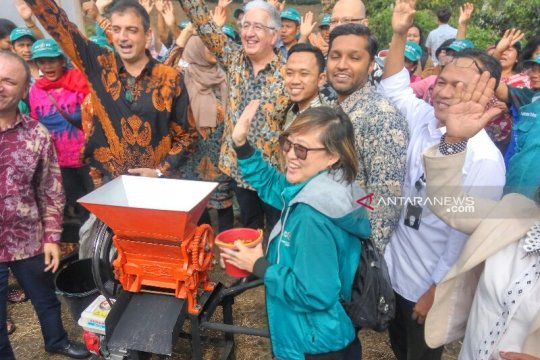 ITFC gandeng UKM dan koperasi kopi di Sumatera Utara