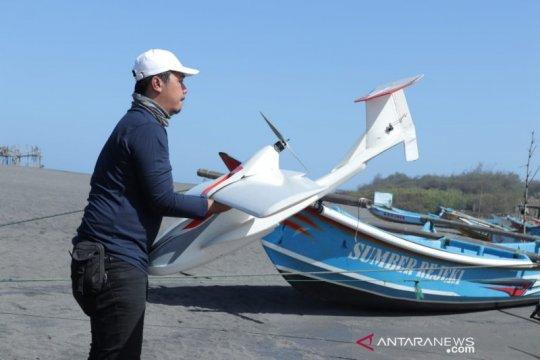 """UGM kembangkan """"drone"""" amfibi untuk pantau gunung berapi"""