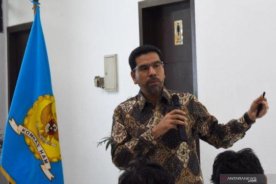 Selama Januari-April 2019, Komnas HAM terima 525 pengaduan