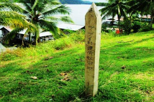 Kampung Puay Papua punya sejumlah peninggalan sejarah PD II