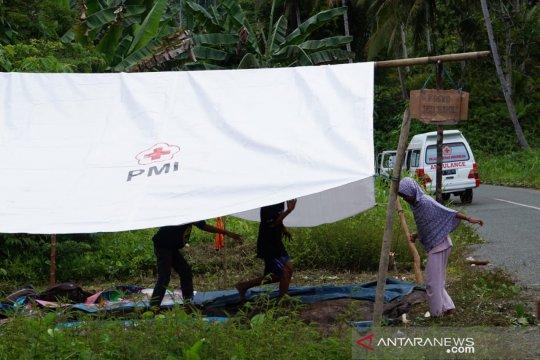 PMI terjunkan personil bantu korban gempa bumi Halmahera Selatan