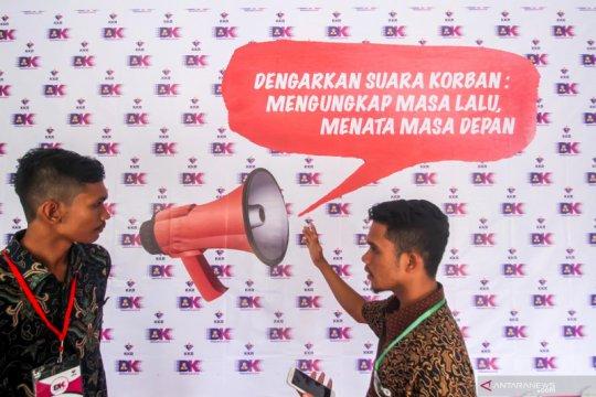 KKR, harapan baru penyelesaian kasus pelanggaran HAM
