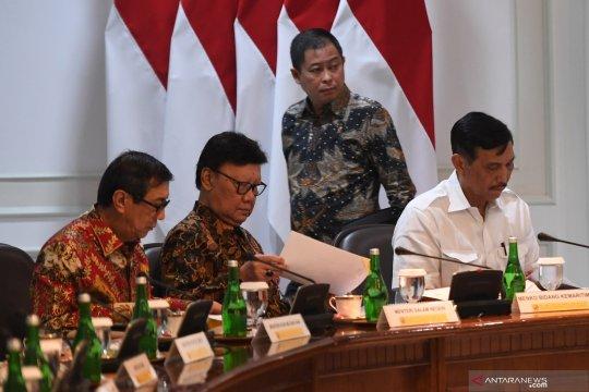 Yasonna: Wali Kota Tangerang minta waktu untuk bertemu