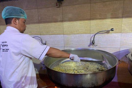 STP Bandung awasi katering jamaah haji  di Arab Saudi