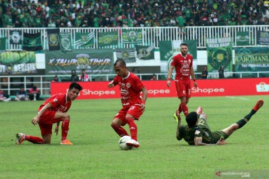 Empat pemain Persija dipanggil timnas Indonesia
