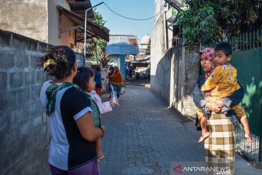 Gempa Bali terasa hingga Lombok