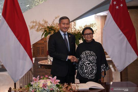 Indonesia upayakan ambil alih ruang kendali udara dari Singapura