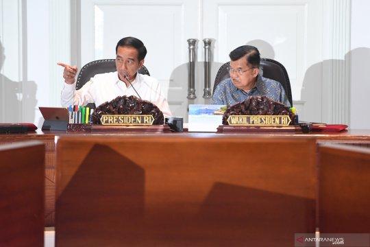 Presiden Jokowi tagih penyelesaian persoalan sampah