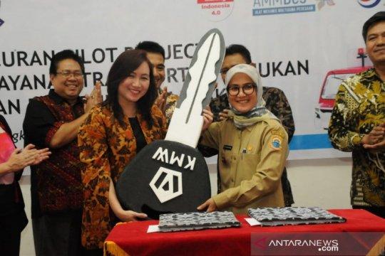 "Kementerian Perindustrian luncurkan ""pilot project ambulance feeder"""