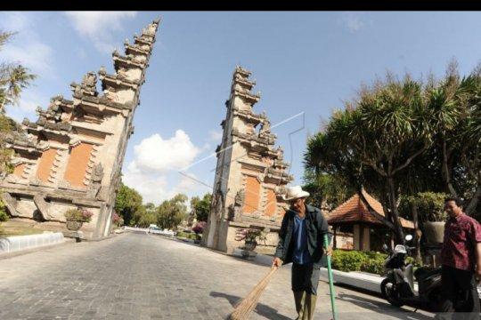 Aktivitas pariwisata The Nusa Dua normal pascagempa Bali