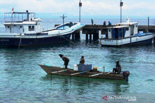 Sebuah kapal hilang kontak di perairan Manokwari Selatan