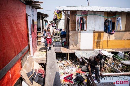 Penduduk miskin di Banten berkurang 14,28 ribu orang