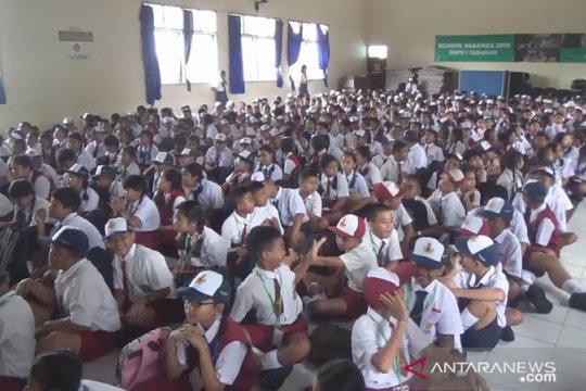 Disdik Tabanan minta dispensasi terkait membeludaknya siswa baru