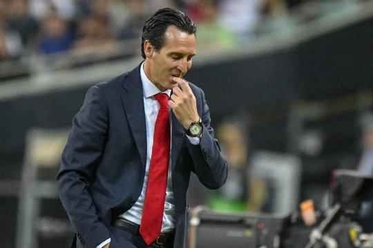 Performa Arsenal jeblok, Emery masih diberi kesempatan