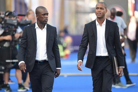 Kamerun pecat duet Belanda Seedorf-Kluivert