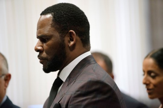 Permintaan bebas R. Kelly kembali ditolak