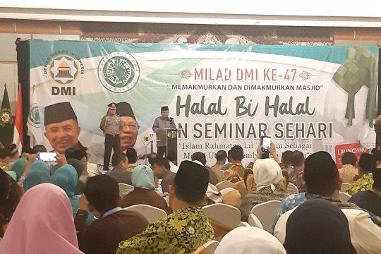 Wapres: tujuan Dewan Masjid untuk tingkatkan ibadah umat