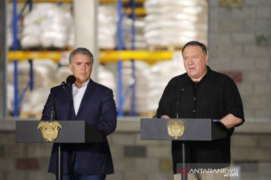 AS rencana alihkan Rp558 miliar untuk bantu oposisi Venezuela
