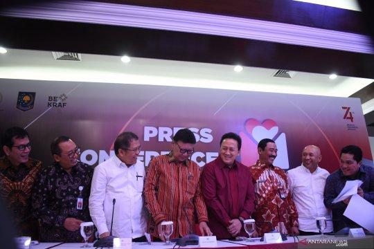 Festival Gapura sediakan total hadiah Rp1 miliar