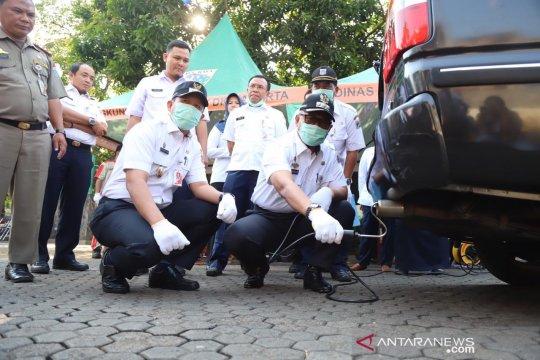 Sasar kendaraan ASN, Jakarta Utara gelar uji emisi tahap kedua