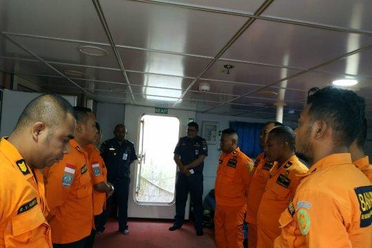 Bila cuaca memburuk, operasi SAR penumpang KM Tidar berhenti sementara