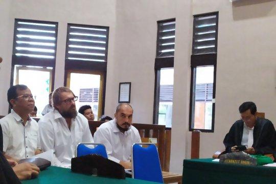 WNA asal Rusia dan Ukraina diadili di PN Denpasar karena pencurian