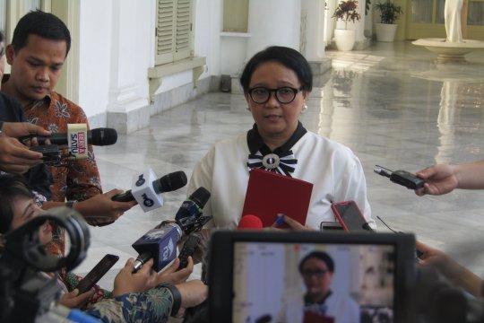 Jokowi dan Menlu Singapura diskusi infrastruktur, investasi dan SDM