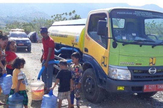 Antisipasi kekeringan, Kementerian PUPR pantau ketersediaan air bersih
