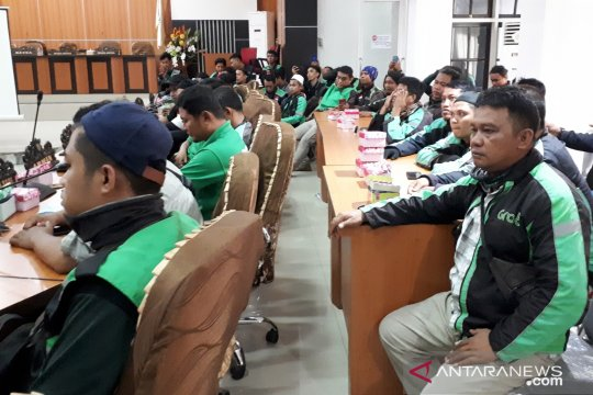 DPRD desak Pemkot Palu berlakukan tarif ojol secara manusiawi
