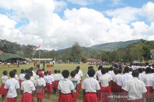 TMMD Jayawijaya bangun rumah dan fasilitas publik di Bolakme